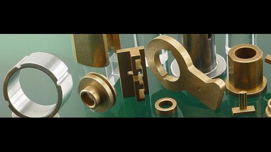 Sintered Bronze Bearings
