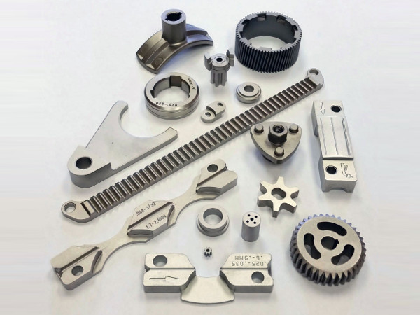 Powdered Iron Parts