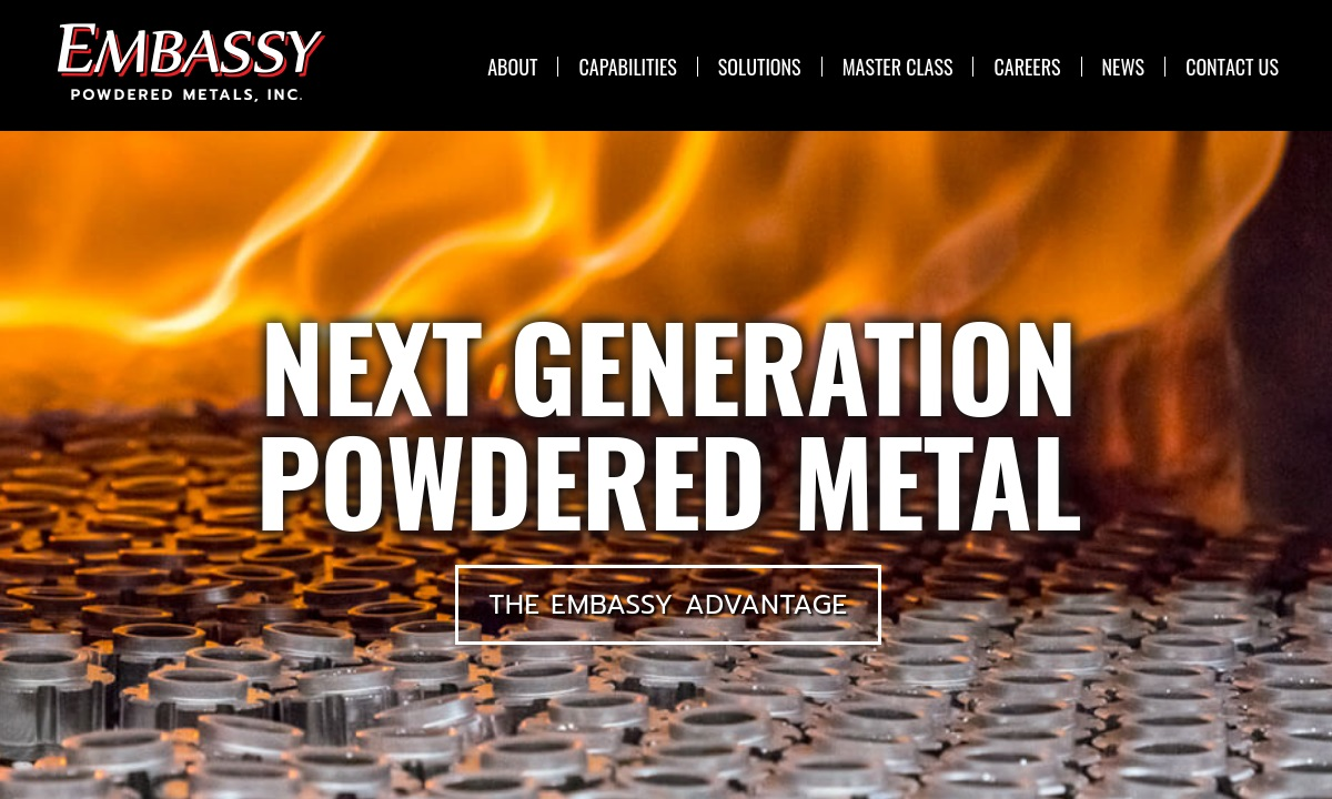 Embassy Powdered Metals