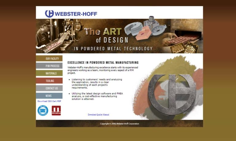 Webster-Hoff Corporation