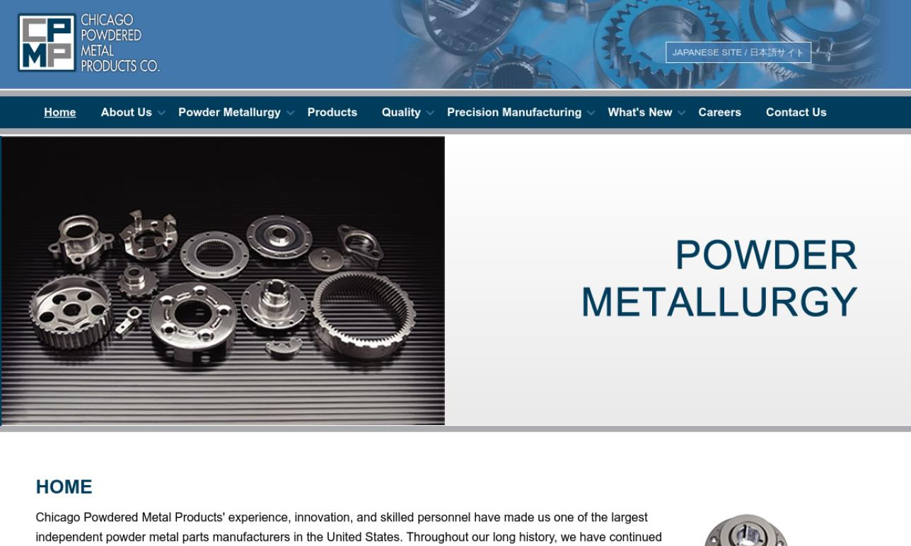 Chicago Powdered Metal Products Company