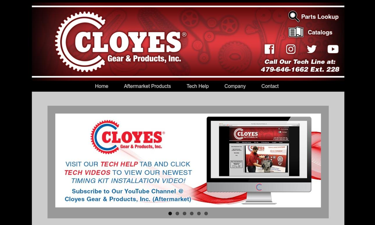 Cloyes® Gear & Products, Inc.