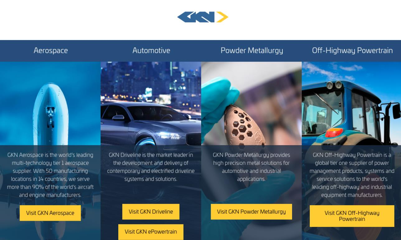 GKN Sinter Metals