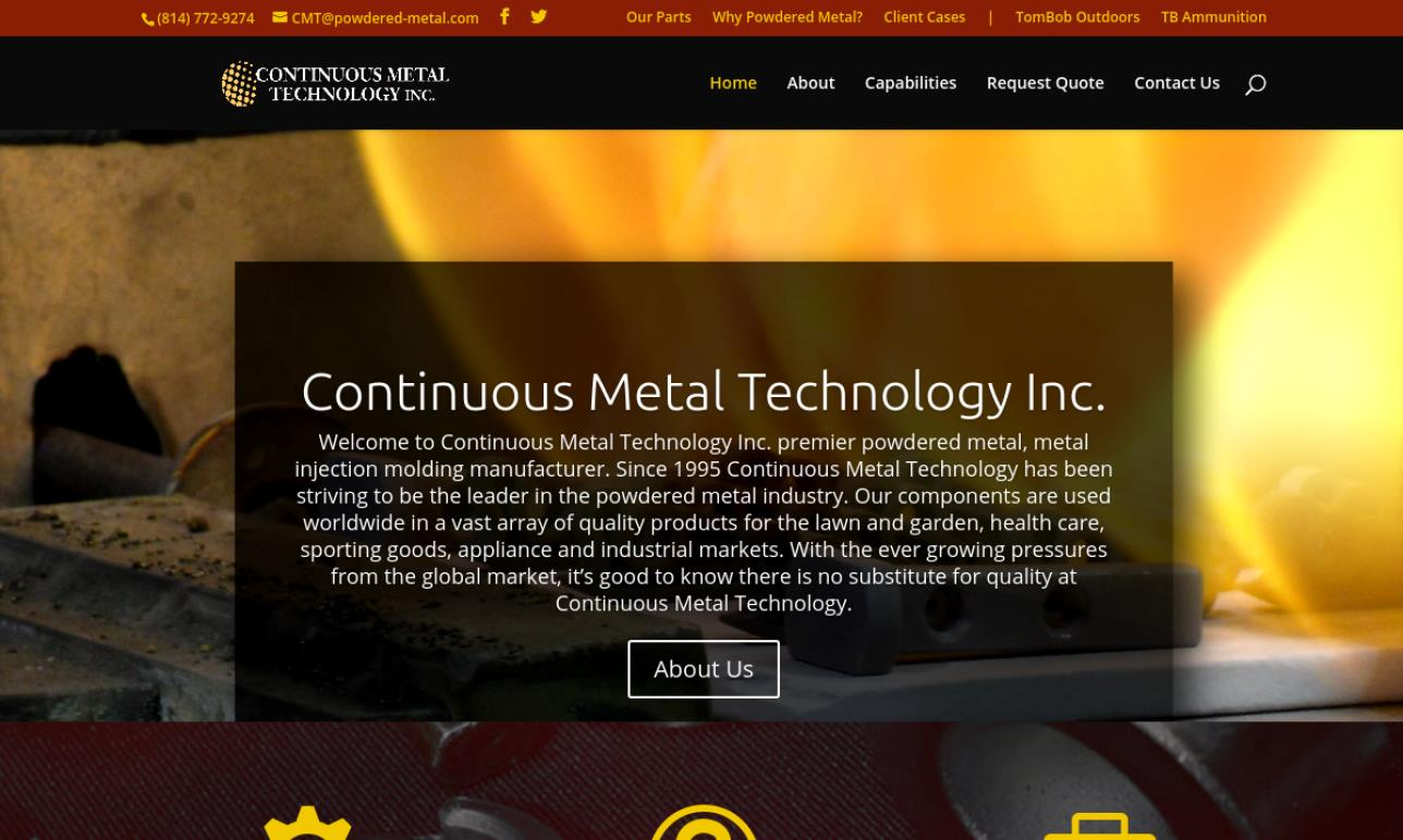 Continuous Metal Technology Inc.