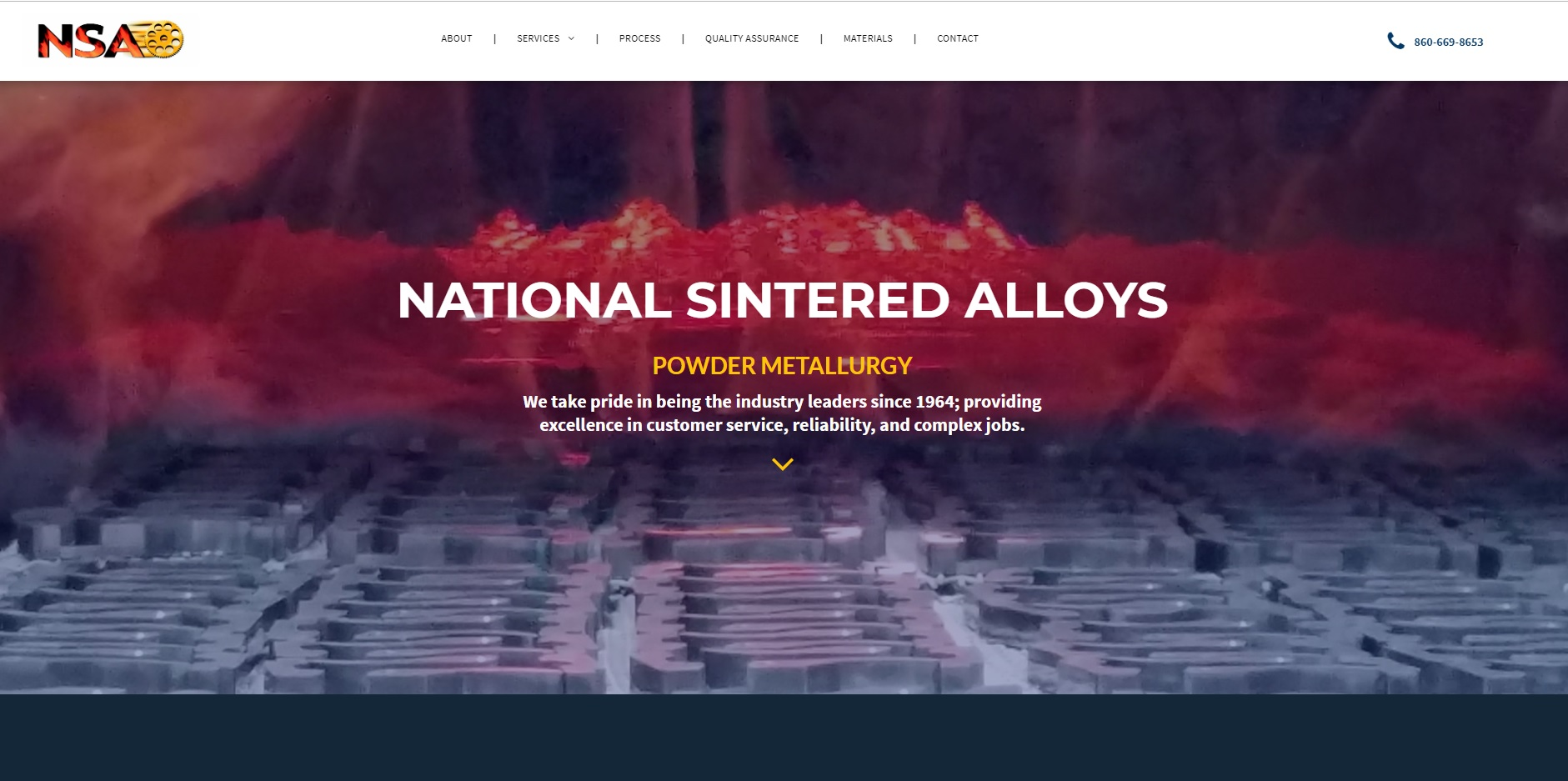 National Sintered Alloys, Inc.